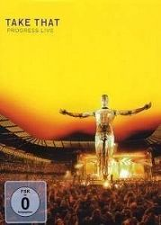 Take That - Progress Live 2DVD