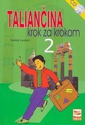 Taliančina krok za krokom 2 +CD
