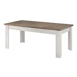 TEMPO KONDELA Jedálenský stôl, dub Northland/dub sonoma trufel, NERITA TYP 15