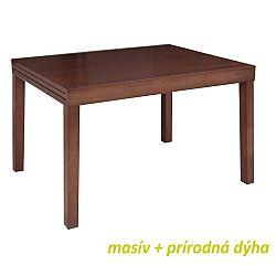 TEMPO KONDELA Jedálenský stôl, rozkladací, orech, FARO