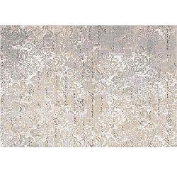 TEMPO KONDELA Koberec, béžová so vzorom, 120x180, BALIN