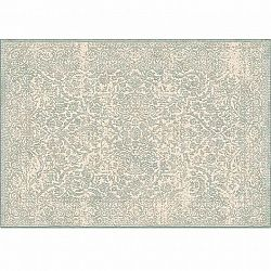 TEMPO KONDELA Koberec, krémová/sivý vzor, 67x105, ARAGORN