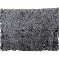 TEMPO KONDELA Koberec, sivý, 80x150, KAVALA