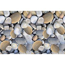 TEMPO KONDELA Koberec, viacfarebný, vzor kamene, 120x180, BESS