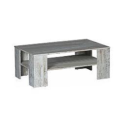 TEMPO KONDELA Konferenčný stolík, antický dub, HANNA