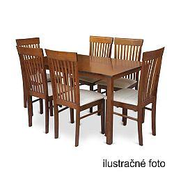 TEMPO KONDELA Stôl 135, orech, ASTRO NEW