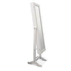 TEMPO KONDELA Zrkadlo, biela, MIROR  NEW FY13015-3
