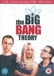 Teorie velkého třesku 1. série 3DVD