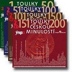 Toulky českou minulostí 1-200 CD