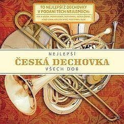 Various - Nejkrásnejší Česká dechovka všech dob 2CD