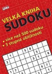 Velká kniha sudoku