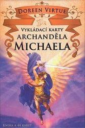 Vykládací karty Archanděla Michaela (kniha + karty)