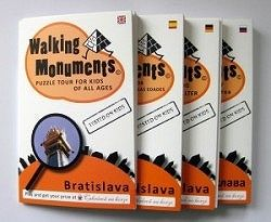 Walking Monuments - nemecky - amusante wanderung fur kinder aller alter