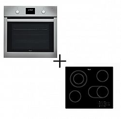 Whirlpool AKP 7460 IX + AKT 8190/BA