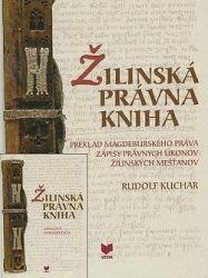 Žilinská právna kniha + Obrazová dokumentácia