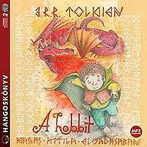 A hobbit - Hangoskönyv (2CD) - MP3