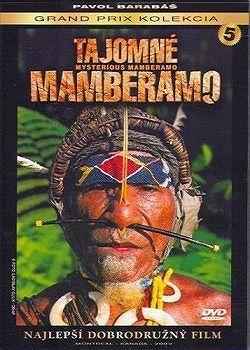Barabáš Pavol - Tajomné Mamberamo DVD