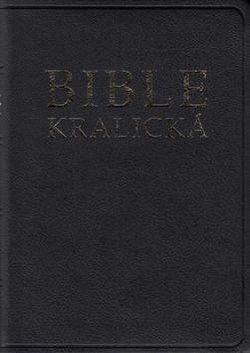 Bible kralická (mäkká väzba)