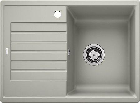 BLANCO ZIA 45 S Compact silgranit perlovo sivá
