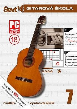 CD ROM Gitarova skola 7