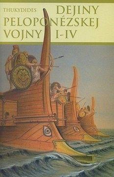 Dejiny Peloponézskej vojny I-IV