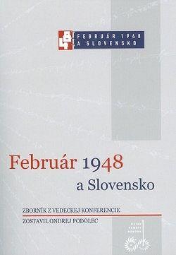 Február 1948 a Slovensko