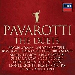 Pavarotti Luciano - The Duets CD