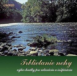Relaxačná hudba - Trblietanie nehy CD