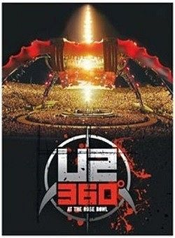 U2 - 360 At The Rose Bowl BRD