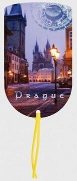 Záložka magnetická / Praha 5
