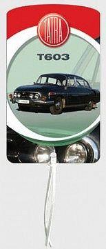 Záložka magnetická / Tatra 1