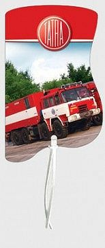Záložka magnetická / Tatra 2